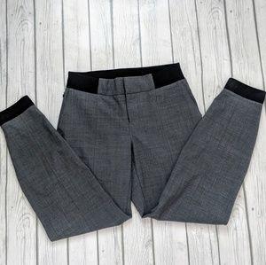 Athleta Wool Work It City Pants NWOT